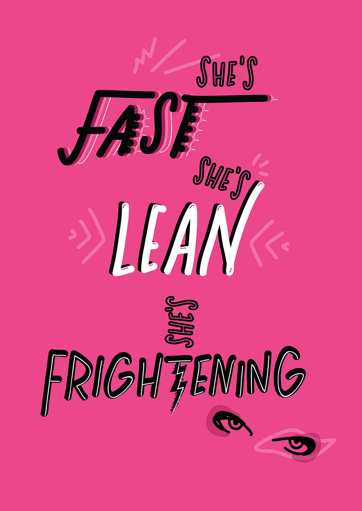 L7 Fast & Frightening Quote