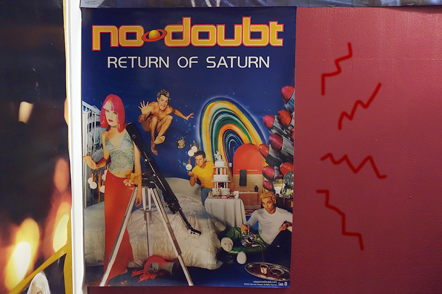 No Doubt Return Of Saturn Poster