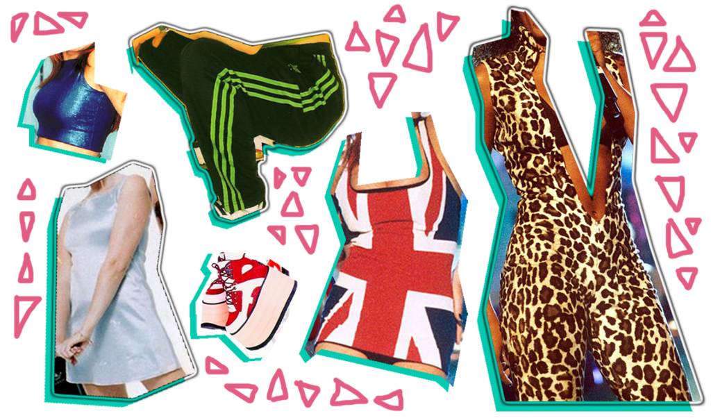 Spice Girls Fashion